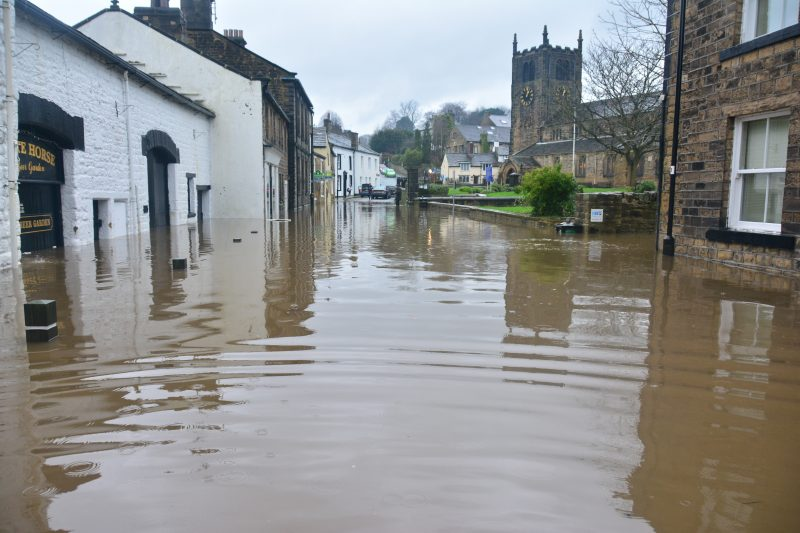 Selling a property in a flood-risk area