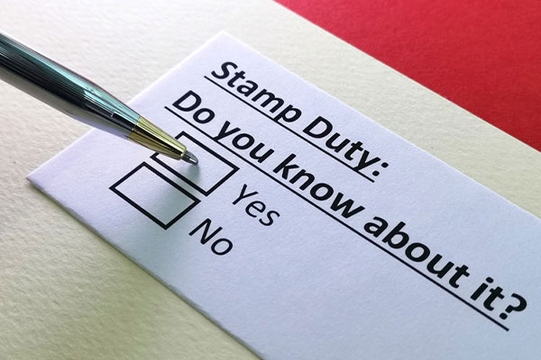 Six Week Extension on Stamp Duty?
